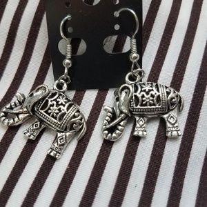 Jewelry - Elephants Earrings